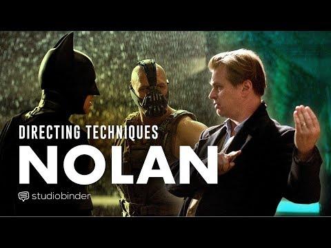 Jak Christopher Nolan režíruje filmy