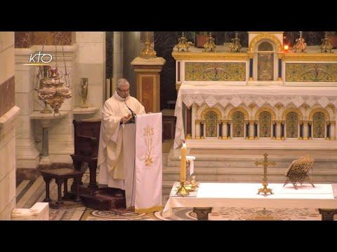 Laudes et Messe du 15 janvier 2021 à Notre-Dame de la Garde