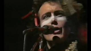 Adam And The Ants - Live In Tokyo, 1981