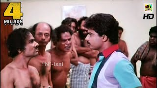 எத்தனை முறை பார்த்தும் சலிக்காத காமெடி கலாட்டா காட்சி || Pandiyarajan Senthil Comedy Scenes