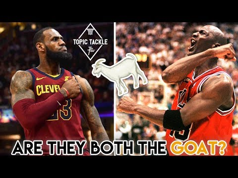 There is Now No Definitive Argument for Michael Jordan being better than LeBron James