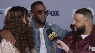 Diddy Claims He's Now the 'Highest Paid' Person on TV (Exclusive)