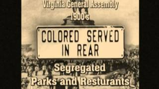 Mellencamp - The Virginia General Assembly's Jim Crow Show