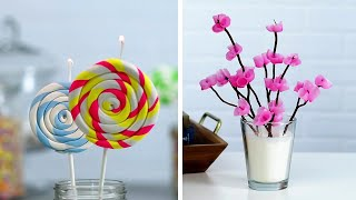 15 DIY Candle Hacks To Light Up Your Mood!! Home Decor By Blossom