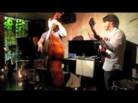 "German Gonzalez Trio, ""Samba Aturdida"""