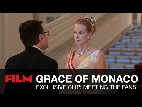 Grace of Monaco Grace of Monaco (Clip 'Meeting the Fans')