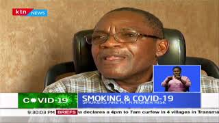 Smoking and COVID-19: Smokers are more at a higher risk of contracting COVID-19