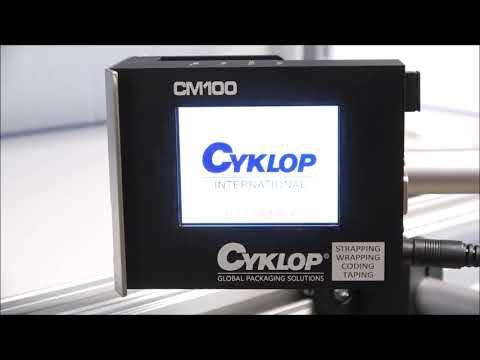 CM 100: Connectez l'imprimante