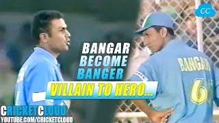 Sehwag Super Angry | Sanjay Bangar the Villain & The HERO !!