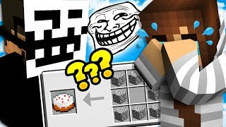 TROLLING MY WIFE!! WHAT IS MINECRAFT?!