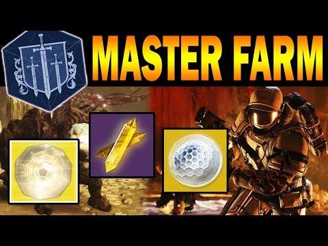 Nightfall Master FARM Guide! (Destiny 2 Shadowkeep)