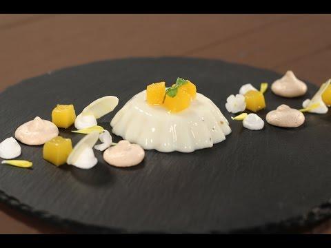Lassi Pannacotta | Cooking Classy with Chef Afraz | Sanjeev Kapoor Khazana