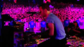 Coldplay - Lost! (Live at Glastonbury 2011)