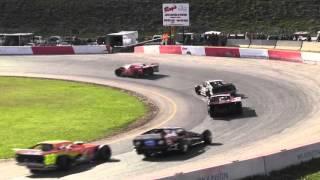 Modified - Flamboro2015 Ontario Modifieds Full Race