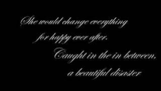 Jon Mclaughlin - Beautiful Disaster lyrics
