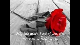 Kiss From A Rose  Seal (Lyrics)