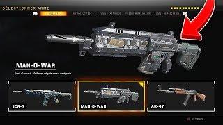 """NOUVELLES ARMES DLC """"AK-47"""" & """"MANOWAR"""" sur BLACK OPS 4 ?!"""