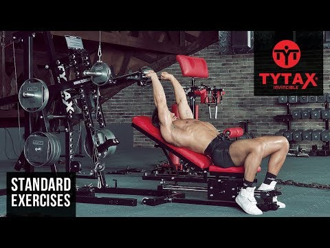 TYTAX® M1 | Lever Incline Triceps Extension