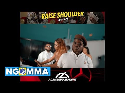 JMONEY - RAISE SHOULDER ft. DJ KAYWISE (Official Video). Directed by Adams Gud
