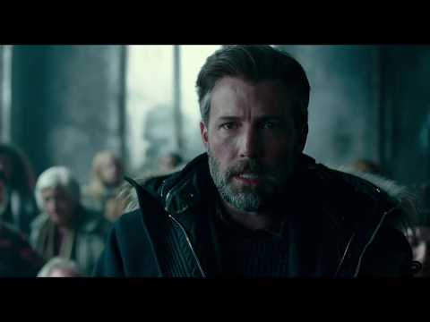 Justice League (Clip 'I'm Building an Alliance')