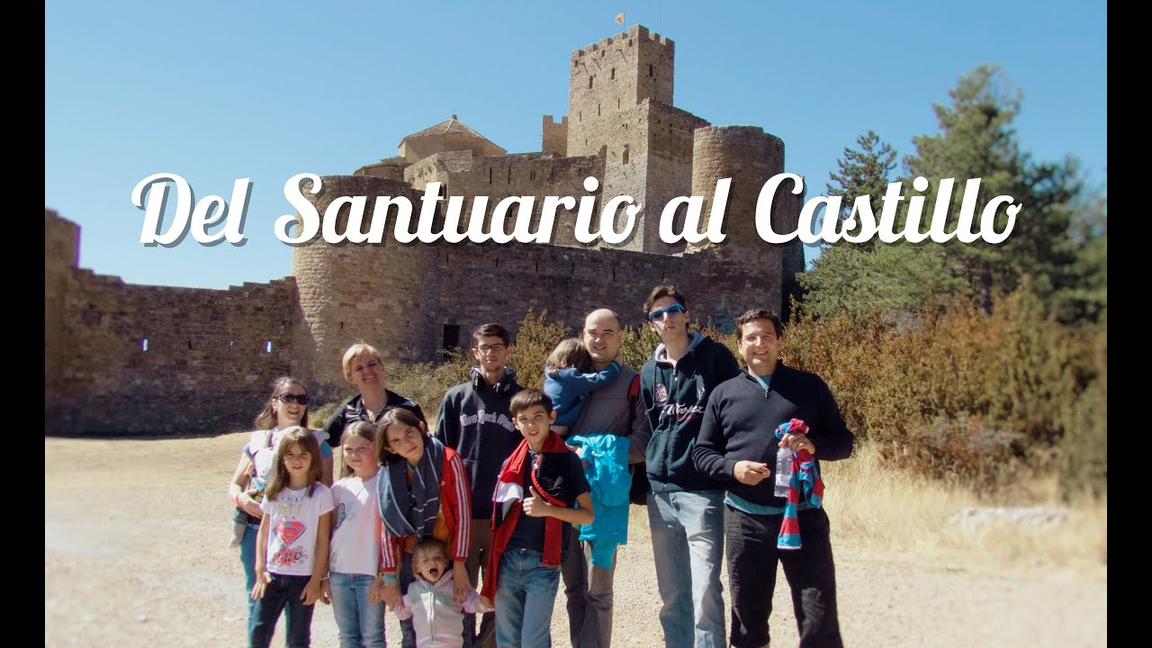 Del Santuario al Castillo
