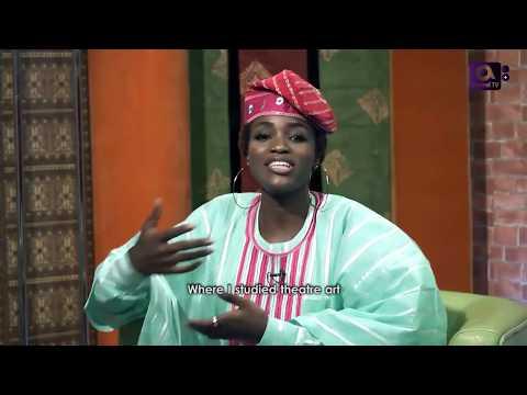 Bukunmi Oluwashina on GbajumoTV  - Christmas Edition