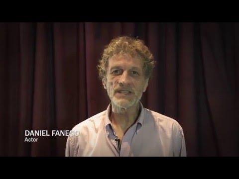 Campaña Doná para las Abuelas - Daniel Fanego