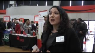 Buffalo State Career Fair Draws Hundreds Of Job Seekers