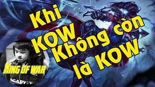 [ Kingofwar ] Khi cầm vayne. Kow không còn là KOW nữa.