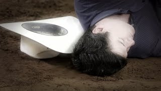 """Man with Hole in His Heart Was """"Graveyard"""" Dead"""