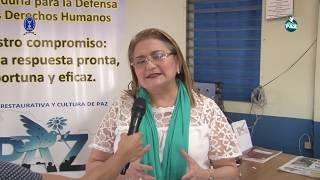VISITA A DELEGACIONES DEPARTAMENTALES