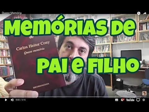 Quase Memória - Carlos Heitor Cony