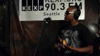Cedric Watson - Full Performance (Live on KEXP)