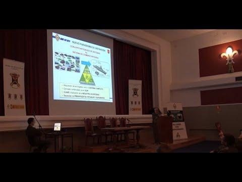 El Ejercito informa a la industria sobre las necesidades antidrón de la Fuerza 2035