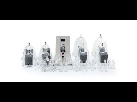 Аппарат вакуумного массажа для груди и ягодиц LAFO LF-922