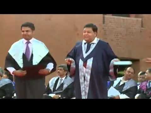 Director's Address, IIMA's 49th Convocation, March 2014