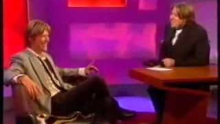 David Bowie talks about his sexual orientation