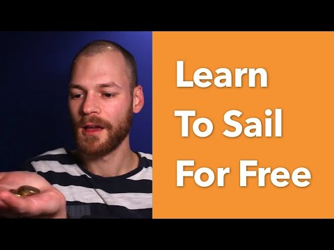 How To Learn to Sail for (Practically) Free - 5 Cheap Ways