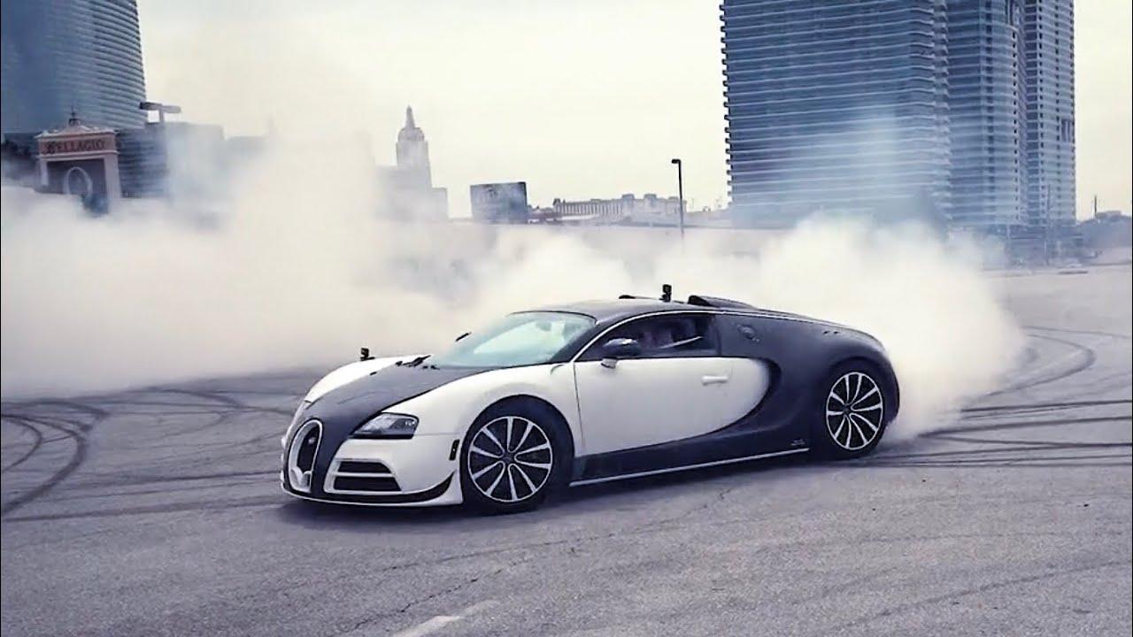 Bugatti Veyron Drifting Donuts 150000 Burnout W16 Engine Diagram
