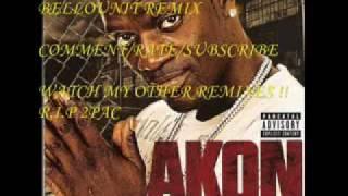 akon feat 2pac & melissa yalli nasini arabic remix new 2009 hot