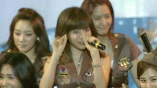 SNSD - WTG , Etude & Genie @ Boryeong Mud Festival Jul11.2009 GIRLS' GENERATION 720p HD