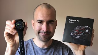 TicWatch Pro 4G - Unboxing & Tour