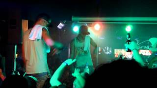 RiFF RAFF - JOSE CANSECO (Live @ Studio) 06 14 13