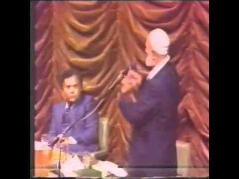 DVD 272 Debate Islam and Christianity Potchefstroom