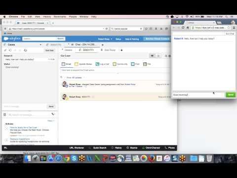 mp4 Salesforce Live Chat, download Salesforce Live Chat video klip Salesforce Live Chat