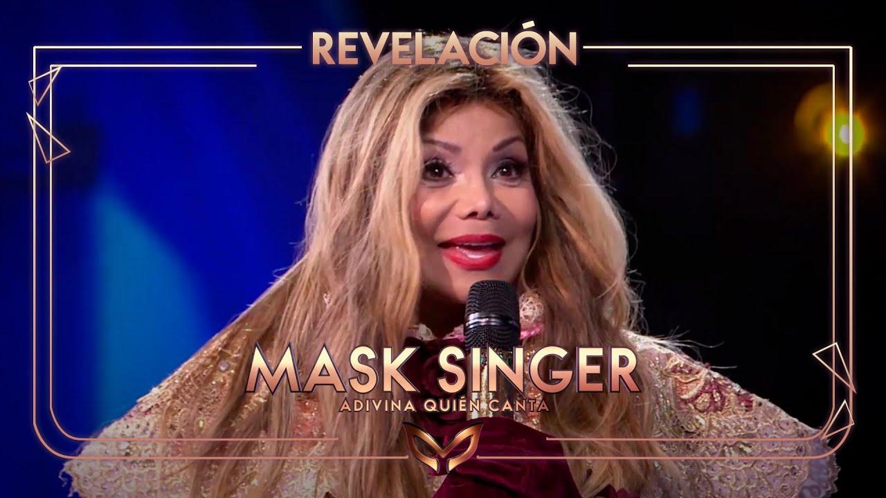 La Toya Jackson desemmascarada a la 1a gala de 'Mask Singer'