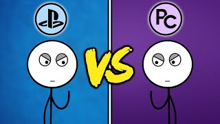 PS5 Gamers VS PC Gamers