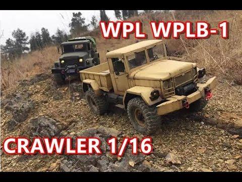 TRUCK WPL WPLB-1 1/16 RC CRAWLER