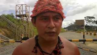 Belo Monte: liderança Munduruku manda recado para Governo Federal.