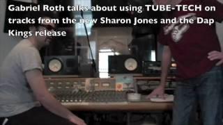 Recording With TUBE TECH At DAPTONE Records STUDIO PART 1